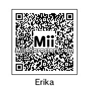 QR Code for Erika by FatalitySonic2