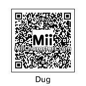 QR Code for Dug by Cpt Kangru