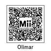 QR Code for Captain Olimar by Miiman556