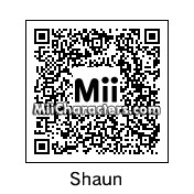QR Code for Shaun the Sheep by Denlig