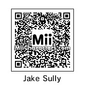 QR Code for Jake Sully by Cpt Kangru