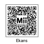 QR Code for Ekans by windkirby