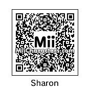 QR Code for Sharon Osbourne by gigachanger