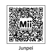 QR Code for Junpei Iori by CitationNeeded