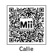 QR Code for Callie by ZombieSlayer
