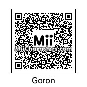 QR Code for Goron by magikarpow