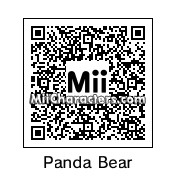 QR Code for Panda Bear by PokemonDan