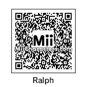 QR Code for Wreck-It Ralph by Daze