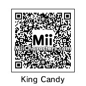 QR Code for King Candy by Daze