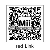 QR Code for Red Link by Daze
