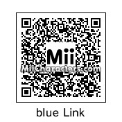 QR Code for Blue Link by Daze