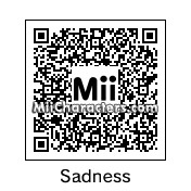 QR Code for Sadness by Daze