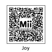 QR Code for Joy by Daze