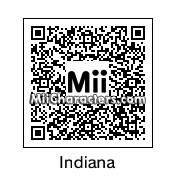 QR Code for Indiana Jones by Cpt Kangru