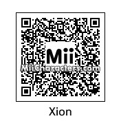 QR Code for Xion by Daze