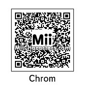 QR Code for Chrom by Procellous
