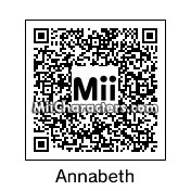 QR Code for Annabeth Chase by holla22