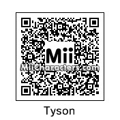 QR Code for Tyson by holla22