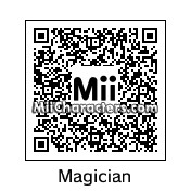 QR Code for Magician by Irishkoug128