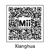 QR Code for Xianghua by SAMU0L0