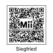 QR Code for Siegfried by SAMU0L0