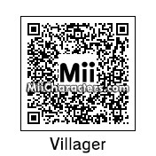 QR Code for Villager by theirongaming