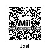 QR Code for Joel by Lydiandra