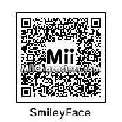 QR Code for Smiley Face by edwin