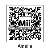 QR Code for Amelia by SAMU0L0