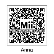 QR Code for Anna by SAMU0L0