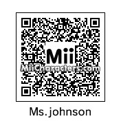 QR Code for Ms. Johnson by SAMU0L0