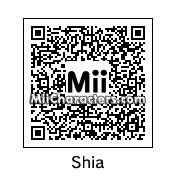 QR Code for Shia LaBeouf by HomsarRunner