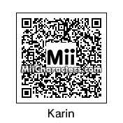 QR Code for Karin by SAMU0L0