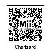 QR Code for Charizard by SonicDreamcast