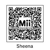 QR Code for Sheena by SAMU0L0