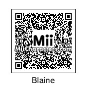 QR Code for Blaine by Ukloim