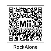 QR Code for RockAlone2k by Ukloim