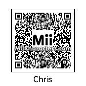 QR Code for Chris Pratt by Dillon2664