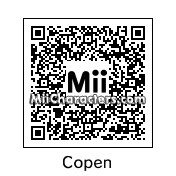 QR Code for Copen by SAMU0L0
