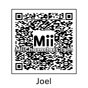 QR Code for Joel by madden8022