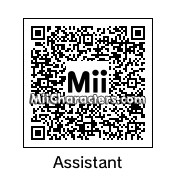 QR Code for Assistant by rhythmclock