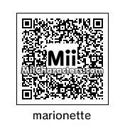 QR Code for Marionette by Rickerson