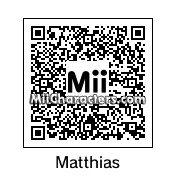 QR Code for Matthias by IntroBurns