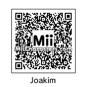 QR Code for Joakim Broden by Tomodachifan7