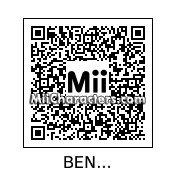 QR Code for Ben Drowned by zander