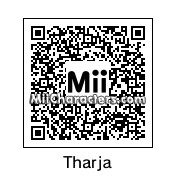 QR Code for Tharja by Tobyks