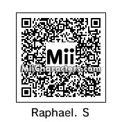 QR Code for Raphael Sorel by Tobyks