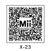QR Code for X-23 by Tobyks