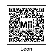 QR Code for Leon S. Kennedy by WaTlvr