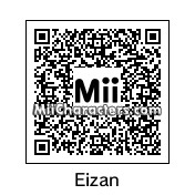QR Code for Eizan Kaburagi by SonicDreamcast